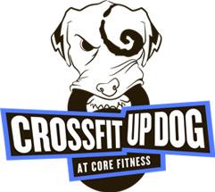 Crossfit Up Dog Logo